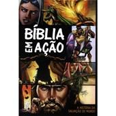 Produto Bíblia em Ação | Capa Dura