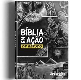 Bíblia em Ação de Estudo | LC | Capa Especial