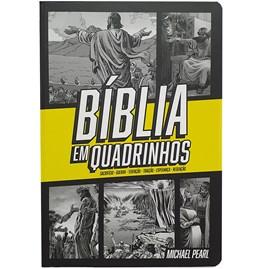 Bíblia em Quadrinhos | Capa Dura | Amarela