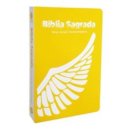 Bìblia Especial Asas   NVT   Letra Normal   Capa Dura