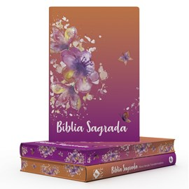 Bíblia Especial Borboletas | NVT | Letra Normal | Capa Dura