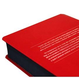 Bíblia Essencial | NAA | Letra Normal | Capa Dura Vermelha