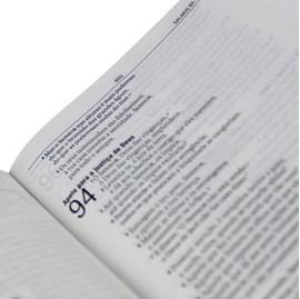 Bíblia Evangelismo Capa Dura | NAA | Preta