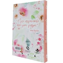 Bíblia Floral | NAA | Letra Normal | Capa Dura