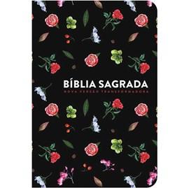 Bíblia Flores do Campo | NVT | Letra Normal | Capa Dura