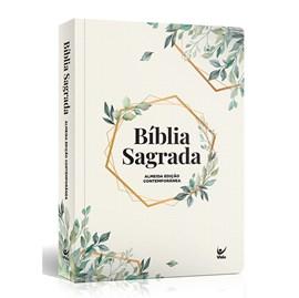 Bíblia Folhagem | Letra Normal | AEC | Capa Semi-Luxo
