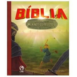 Bíblia - Historia Para Meninos Corajosos