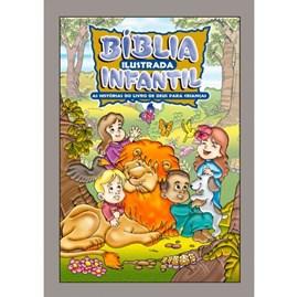 Bíblia Ilustrada Infantil | As Histórias do Livro de Deus Para Crianças