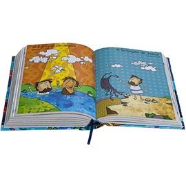 Bíblia Ilustrada Palavra Da Vida | Letra Maior | NTLH | Capa Dura