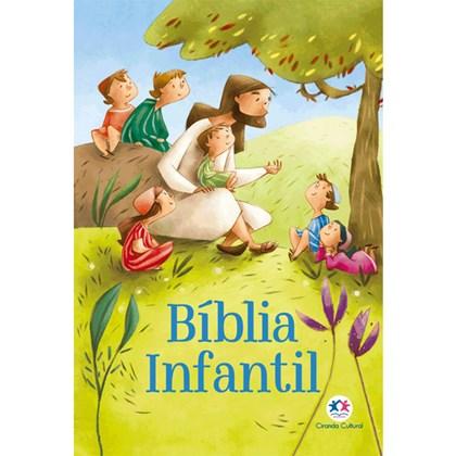 Bíblia infantil | Capa Dura