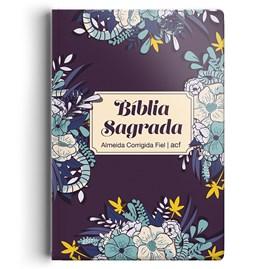 Bíblia Jardim Especial | ACF | Letra Normal | Capa Semi-Luxo