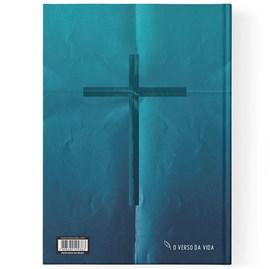 Bíblia Jesus é o Caminho, Verdade e a Vida | Letra Grande | NAA | Capa Dura