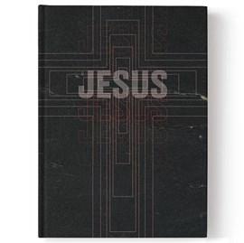 Bíblia Jesus é o Mesmo | Letra Grande | NAA | Capa Dura