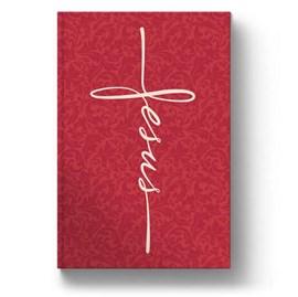 Bíblia Jesus Ornamentos | NVT | Letra Normal | Capa Dura