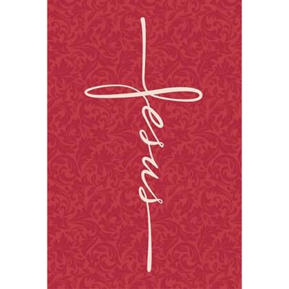 Bíblia Jesus Ornamentos   NVT   Letra Normal   Capa Dura