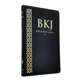 Bíblia King James 1611   Fiel   Ultrafina Preto