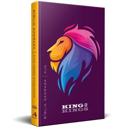 Bíblia King James Atualizada King of kings | KJA | Capa Dura