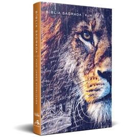 Bíblia King James Atualizada Leão de Judá | KJA | Capa Dura