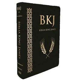 Bíblia King James | Fiel | Ultra Gigante | Luxo Preta