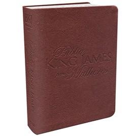 Bíblia King James Para Mulheres BKJ | Marrom