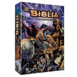 Bíblia Kingstone | A Bíblia Completa em Quadrinhos