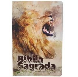 Bíblia Leão | ARC | Letra Normal | Capa Dura