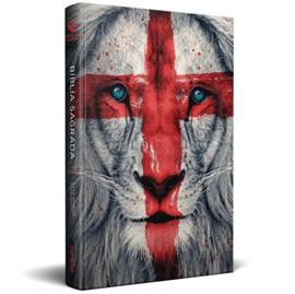 Bíblia Leão Cruz | NAA | Letra Normal | Capa Dura