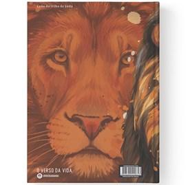 Bíblia Leão de Judá | NAA | Letra Grande | Capa Dura