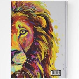 Bíblia Leão Estrela da Manhã | NAA | Letra Normal | Capa Dura