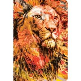 Bíblia Leão Fire YouVersion | NTLH | Letra Grande | Capa Soft-Touch