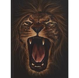 Bíblia Leão Forte | NAA | Letra Grande | Capa Dura