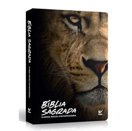Bíblia Leão | Letra Normal | AEC | Capa Brochura