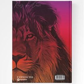 Bíblia Leão Raiz de Davi | NAA | Capa Dura