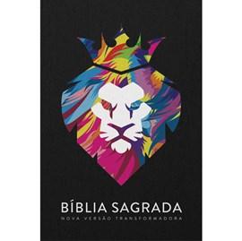 Bíblia Leão Yeshua   NVT   Letra Normal   Capa Dura