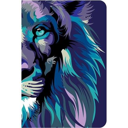 Bíblia Lion Color Cool | NVT | Capa Dura