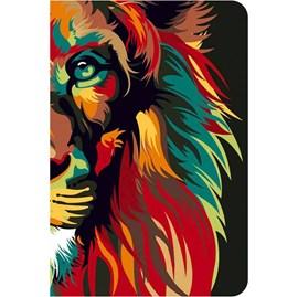 Bíblia Lion Color Nature | NVT Letra Normal | Capa Soft-Touch