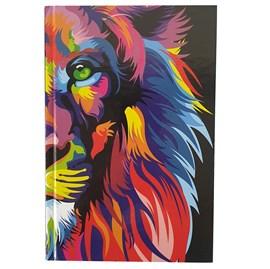 Bíblia Lion Colors POP | NVT | Letra Normal | Capa Dura