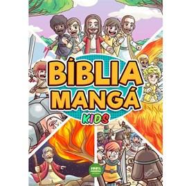 Bíblia Mangá Kids | Kleverton Monteiro