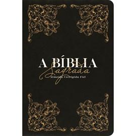 Bíblia Ornamentos | ACF | Letra Grande | Capa Dura Soft Touch