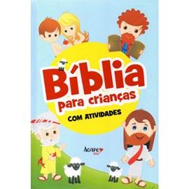 Bíblia Para Crianças com Atividades