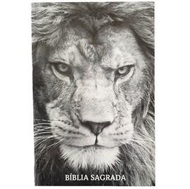 Bíblia para Evangelismo Leão PB   ARC   Letra Normal   Brochura