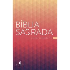 Bíblia Prisma Coral | ACF | Letra Normal | Brochura