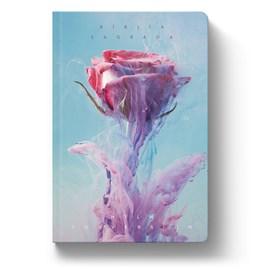 Bíblia Rosa de Saron YouVersion   NTLH   Letra Grande   Capa Soft-Touch