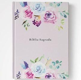 Bíblia Sagrada Amanhecer | NAA | Letra Normal | Capa Dura
