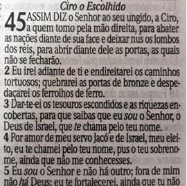 Bíblia Sagrada com Harpa Avivada e Corinhos | Letra Gigante | ARC | Laminada Pink