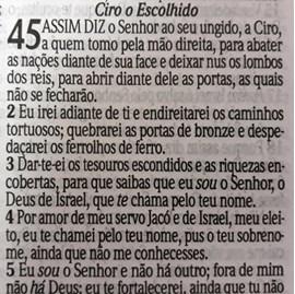 Bíblia Sagrada com Harpa Avivada e Corinhos | Letra Gigante | ARC | Luxo Floral Lílas