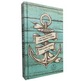 Bíblia Sagrada em Espanhol RVT Ancora | Capa Dura