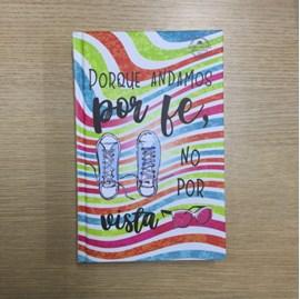 Bíblia Sagrada em Espanhol RVT Porque Andamos por Fé | Capa