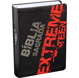Bíblia Sagrada Extreme Teen | NTLH Letra Normal | Capa Preta