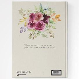Bíblia Sagrada Jardim da Vida | NAA | Letra Normal | Capa Dura
